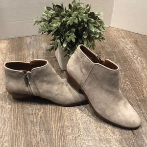 Sam Edelman tan boots in great condition size 71/2